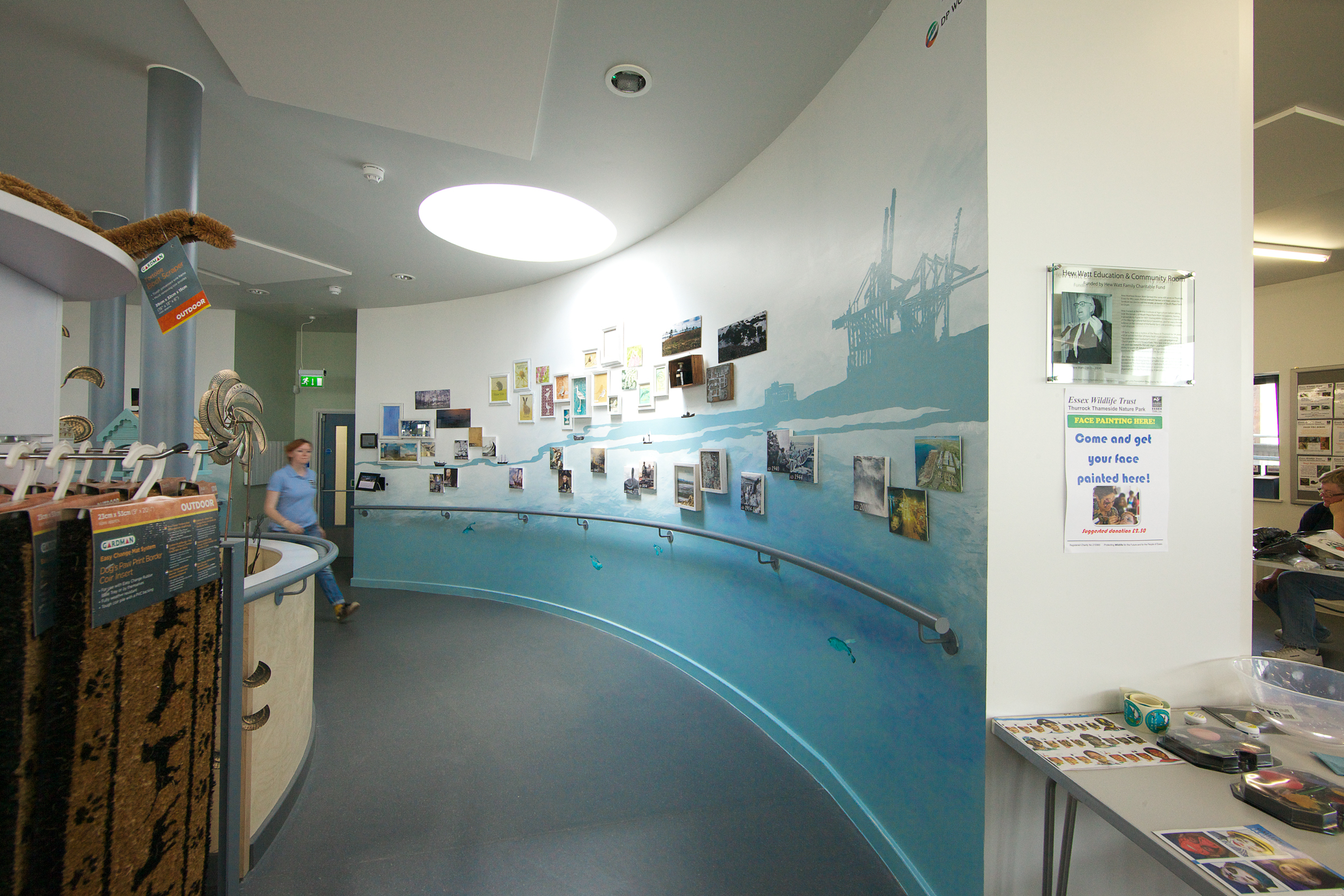 Mucking Visitor Centre